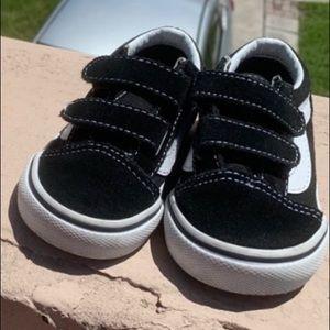 Vans toddler 5c